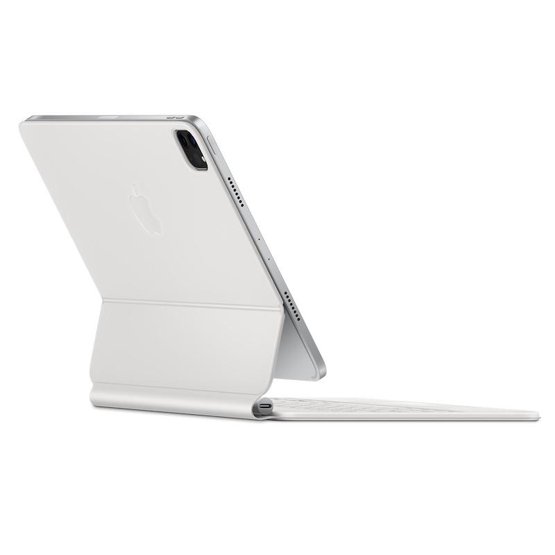 Capa com teclado Magic Keyboard para iPad Pro 11 (1/2/3 gen) - Branco