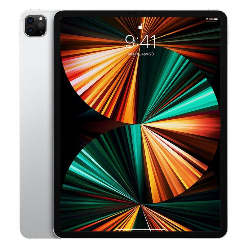 iPad Pro 12.9 Wi-Fi 2 TB - Prateado