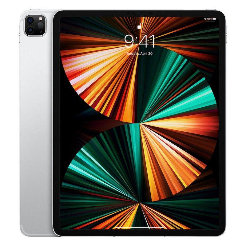 iPad Pro 12.9 Wi-Fi + Cellular 256 GB - Prateado