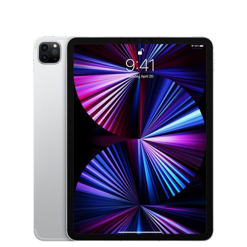 iPad Pro 11 Wi-Fi + Cellular 2 TB - Prateado