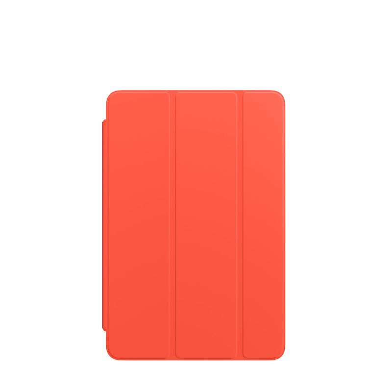 Capa Smart Cover para iPad mini - Laranja elétrico