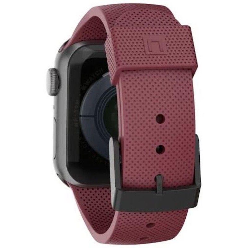 Bracelete U by UAG Dot para Apple Watch 38/40 mm Aubergine