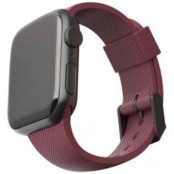 Bracelete U by UAG Dot para Apple Watch 38 a 41 mm - Beringela
