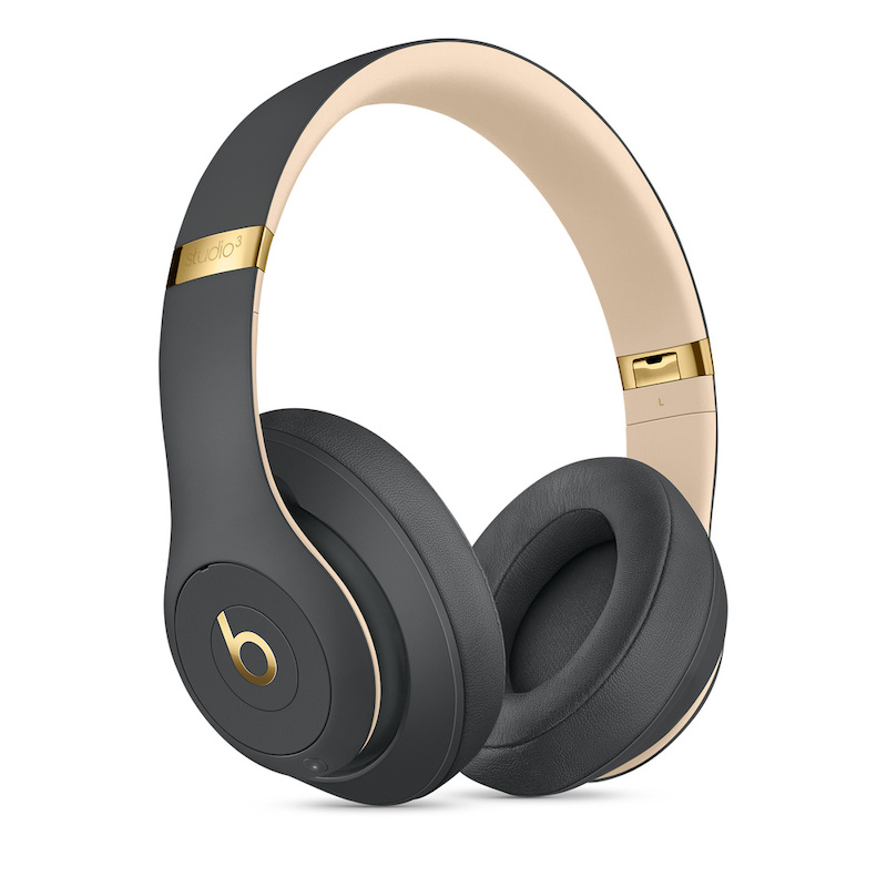 Auscultadores Beats Studio3 Wireless Over-Ear - Cinzento