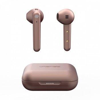 Auriculares URBANISTA True Wireless Stockholm Plus - Rose Gold