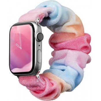 Bracelete LAUT POP LOOP Apple Watch 42/44mm Marshmallow