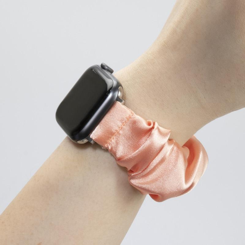 Bracelete LAUT POP LOOP Apple Watch 42 a 45 mm - Pêssego