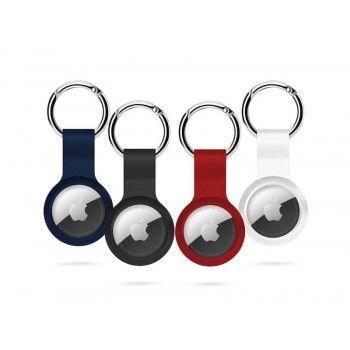 Conjunto Porta-chaves EPICO para AirTag em Silicone 4 cores