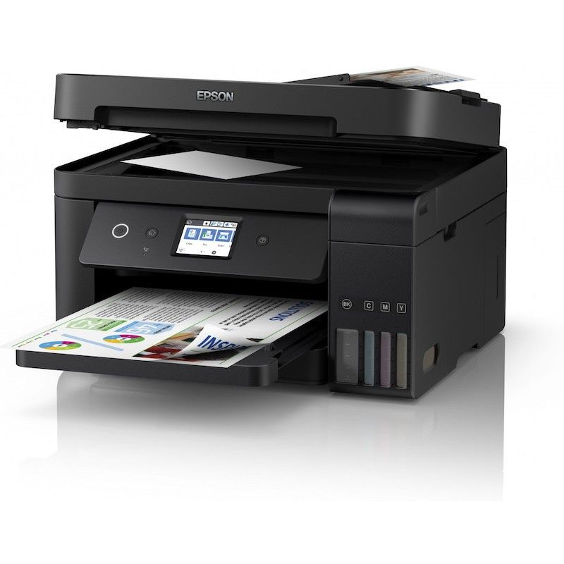 Impressora EPSON EcoTank ET-4750