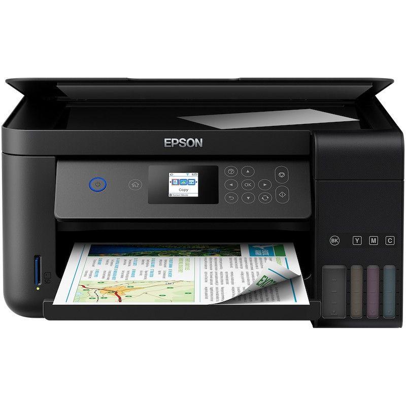 Impressora EPSON EcoTank ET-2750