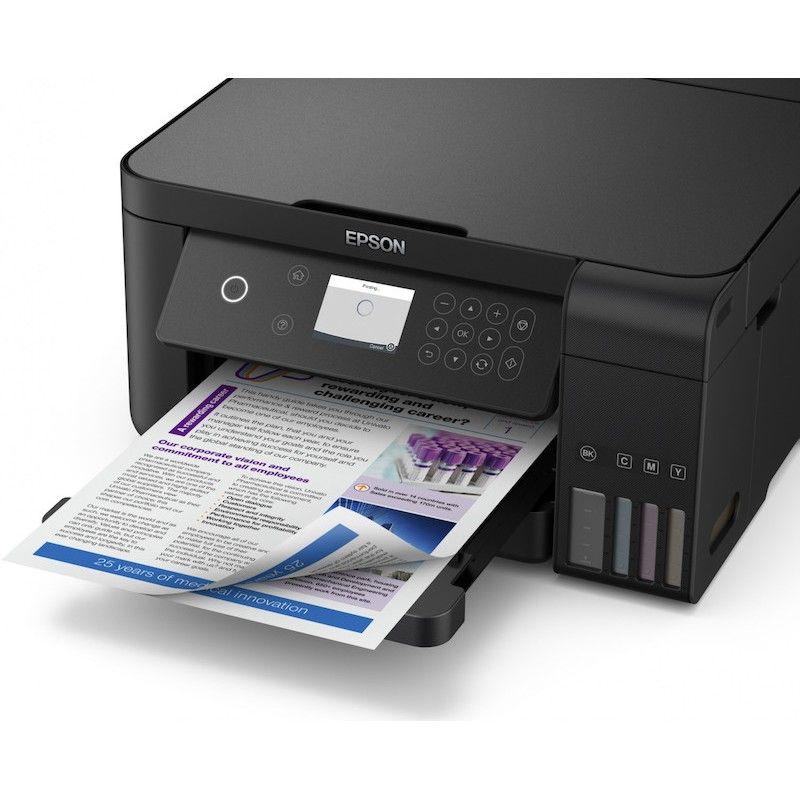 Impressora EPSON EcoTank ET-3700