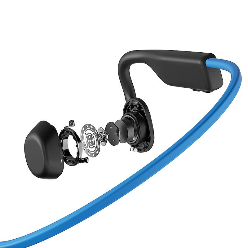 Auricular Desporto Aftershokz Open Move Elevation Blue