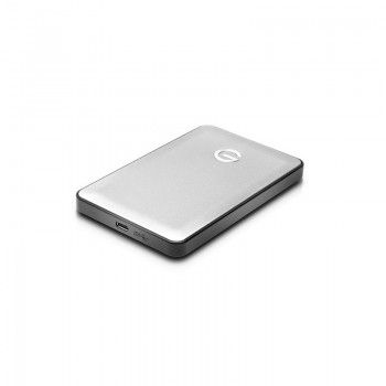 Disco Rígido G-DRIVE Mobile USB 3.0 5400 RPM 1TB Silver
