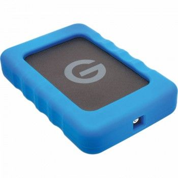 Disco Rígido G-Drive RAW Rugged Bumper USB 3.0 7200 RPM 1 TB
