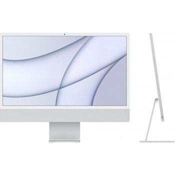 """iMac 24"""" Retina 4.5K M1 256 GB com 16 GB memória de fábrica"""