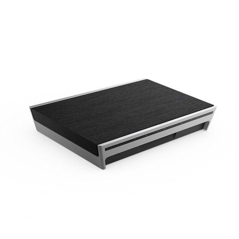 Coluna BeoSound Level Natural Alumínio/Dark Grey