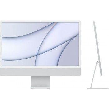 """iMac 24"""" Retina 4.5K M1 8C CPU /7C GPU 8GB 256GB com ligação Ethernet Gigabit de fábrica"""