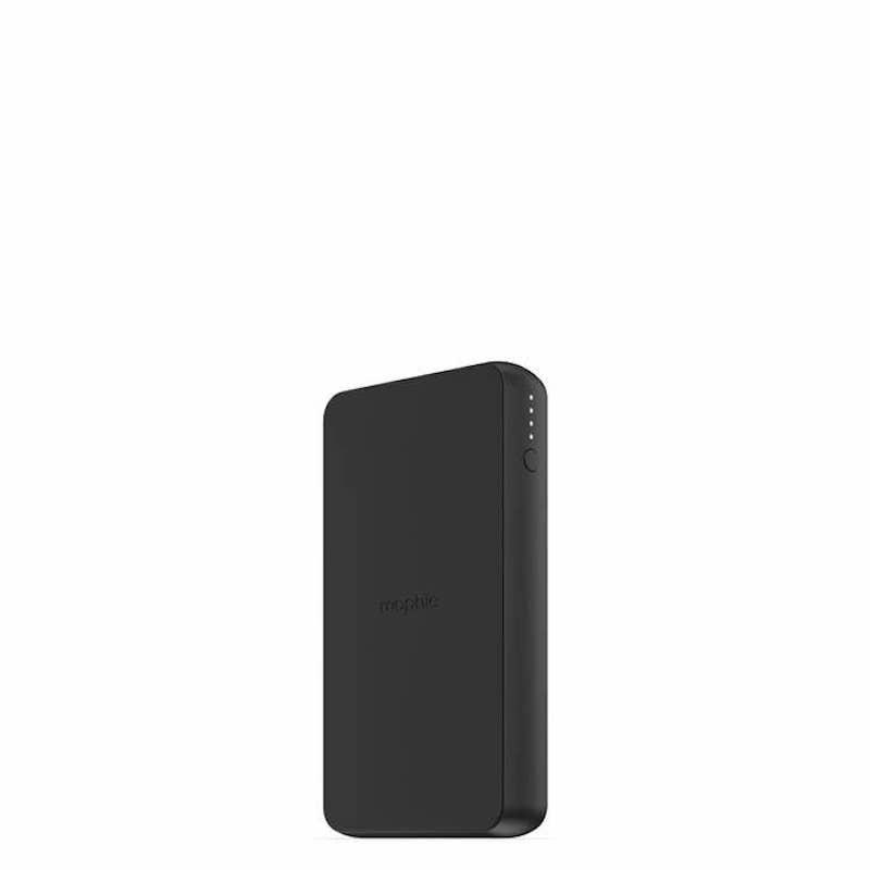 Powerbank Mophie com carregamento wireless 10.000mAh Preto