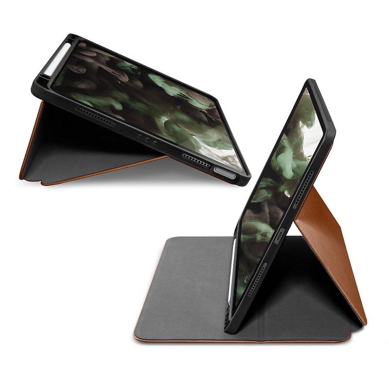 Capa LAUT PRESTIGE para iPad Pro 12.9 (2021) Tan Brown
