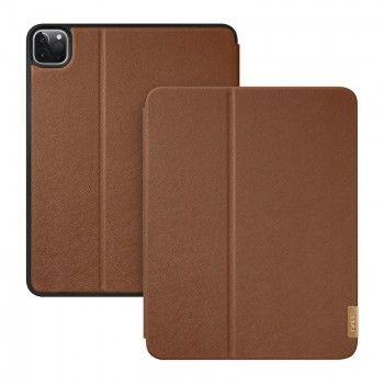 Capa LAUT PRESTIGE para iPad Pro 11 (2021) Tan Brown