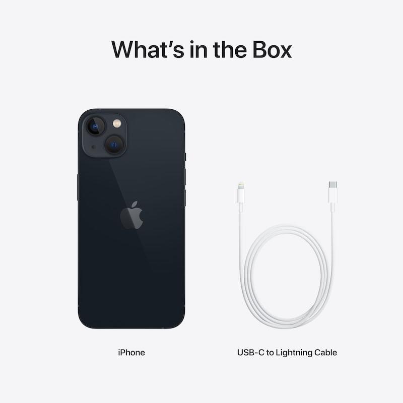 iPhone 13 128 GB - Meia-noite