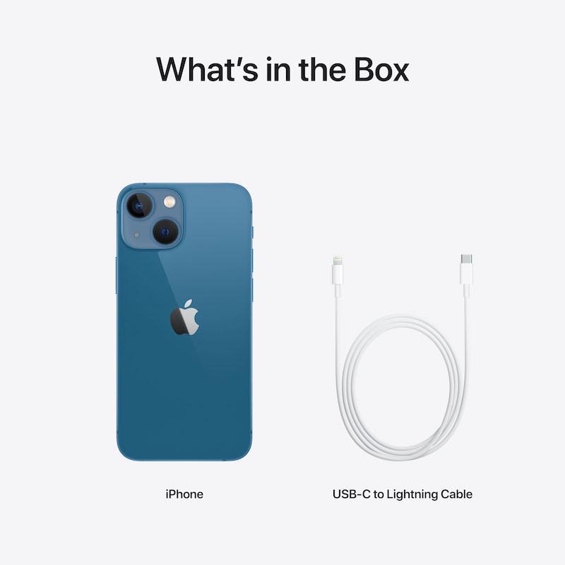 iPhone 13 mini 128 GB - Azul