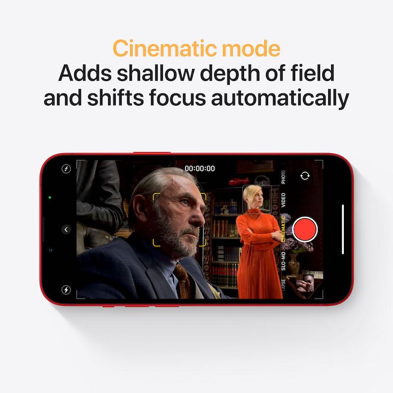 iPhone 13 mini 128 GB - Vermelho (PRODUCT)RED