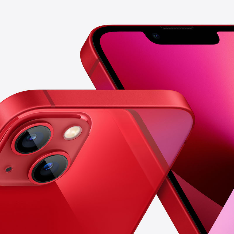 iPhone 13 mini 256 GB - Vermelho (PRODUCT)RED