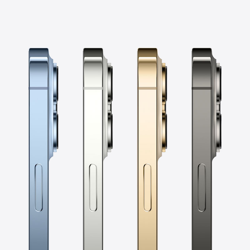 iPhone 13 Pro 512 GB - Dourado