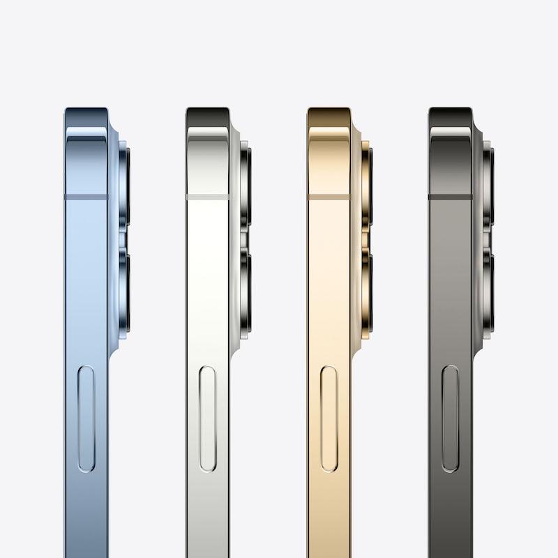 iPhone 13 Pro Max 256 GB - Dourado
