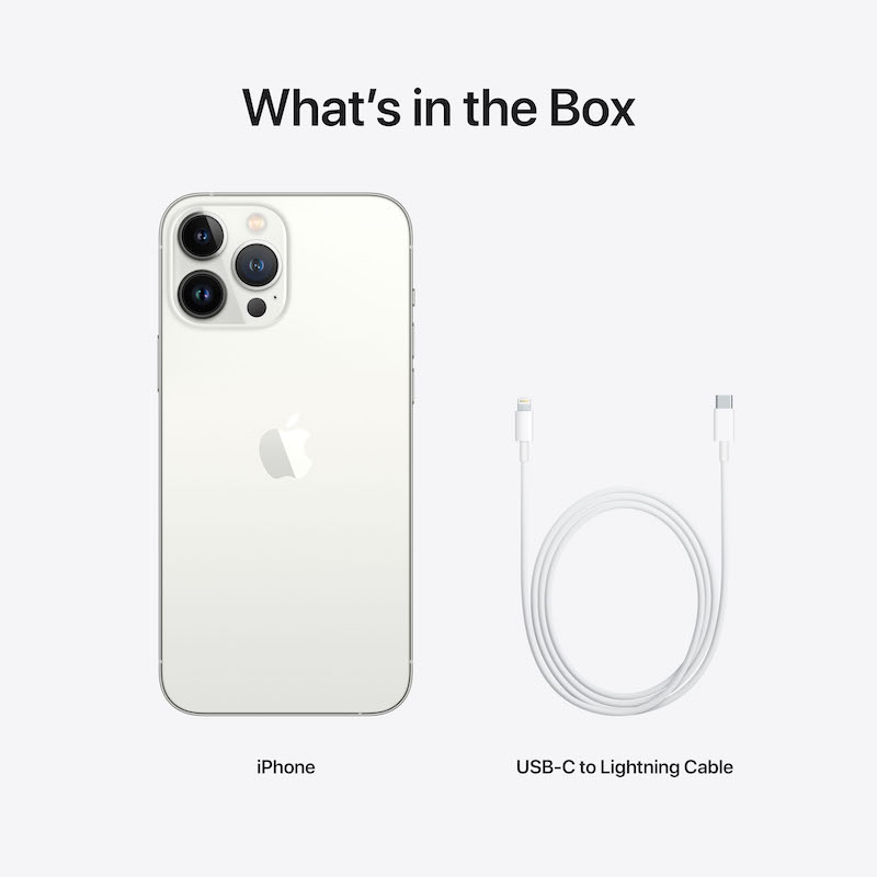 iPhone 13 Pro Max 512 GB - Prateado