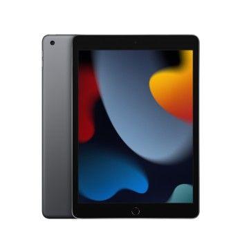 """iPad 10,2"""" Wi-Fi + Cellular 256 GB (2021) - Cinzento sideral"""
