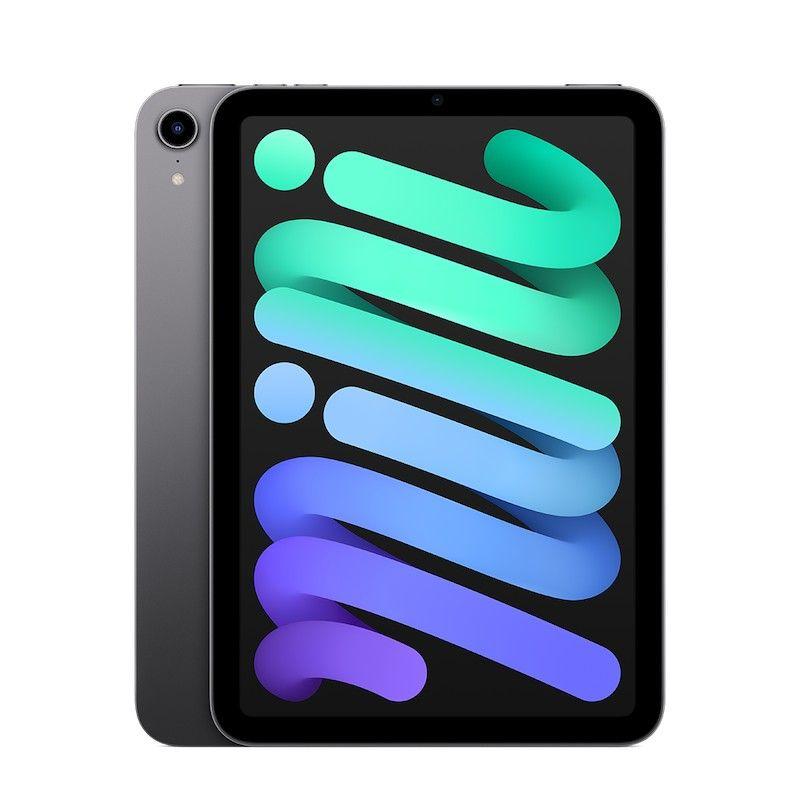 iPad mini Wi-Fi 64 GB (2021) - Cinzento sideral