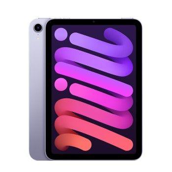 iPad mini Wi-Fi + Cellular 256 GB (2021) - Roxo