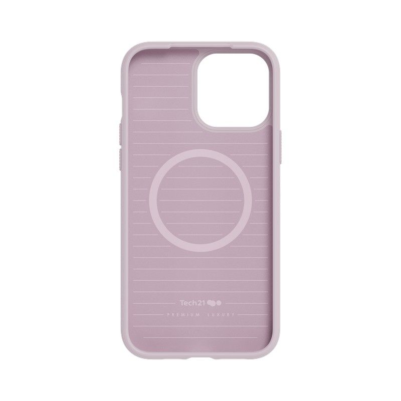 Capa TECH21 Evo Luxe MagSafe iPhone 13 Pro Max Pink