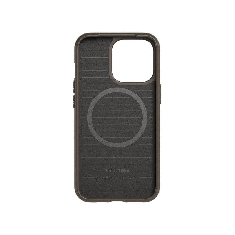 Capa TECH21 Evo Luxe MagSafe iPhone 13 Pro Black
