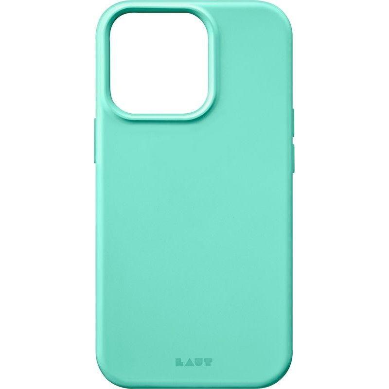 Capa LAUT HUEX PASTELS MagSafe iPhone 13 Pro Max SPEARMINT