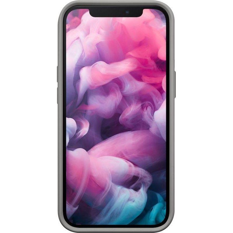 Capa LAUT HUEX MagSafe iPhone 13 Pro FOG GREY