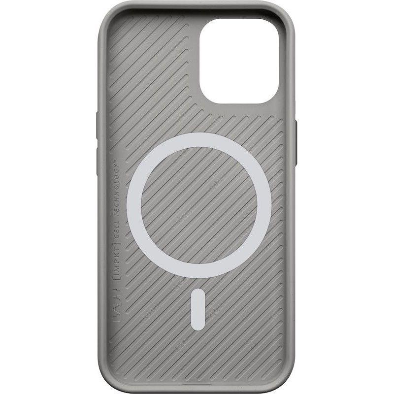 Capa LAUT HUEX MagSafe iPhone 13 FOG GREY