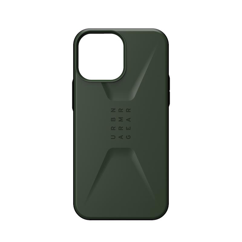 UAG Capa Civilian para iPhone 13 Pro Max Olive