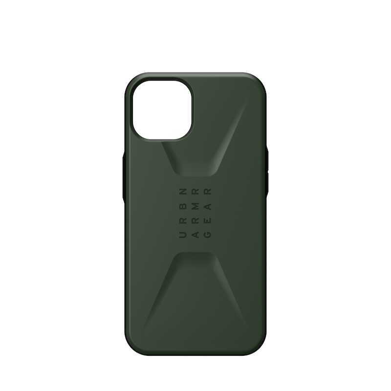 Capa UAG Civilian para iPhone 13 Olive