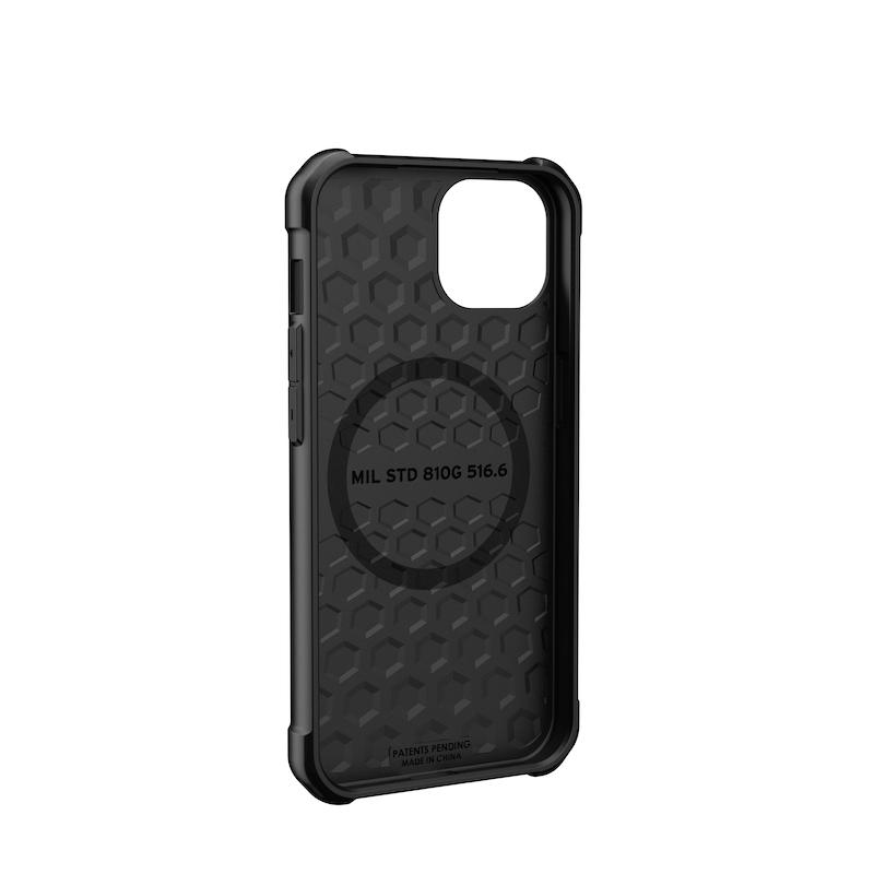 Capa UAG Metropolis LT Magsafe para iPhone 13 Kevlar Black