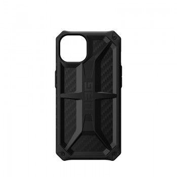 Capa UAG Monarch para iPhone 13 Carbon Fiber