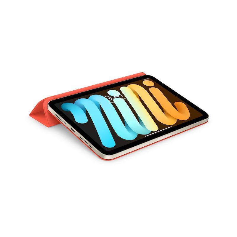 Capa Smart Folio para iPad mini (6 gen.) - Laranja elétrico