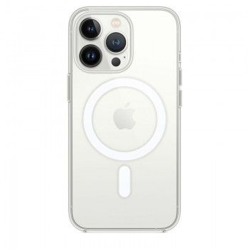 Capa transparente com MagSafe para iPhone 13 Pro