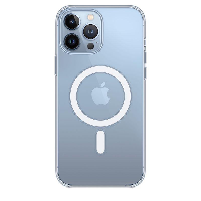 Capa transparente com MagSafe para iPhone 13 Pro Max