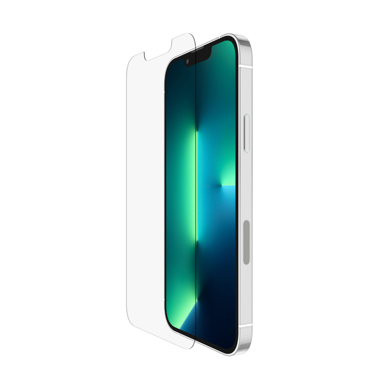 Belkin Película TemperedGlass Anti-Microbiana iPhone 13/13 Pro
