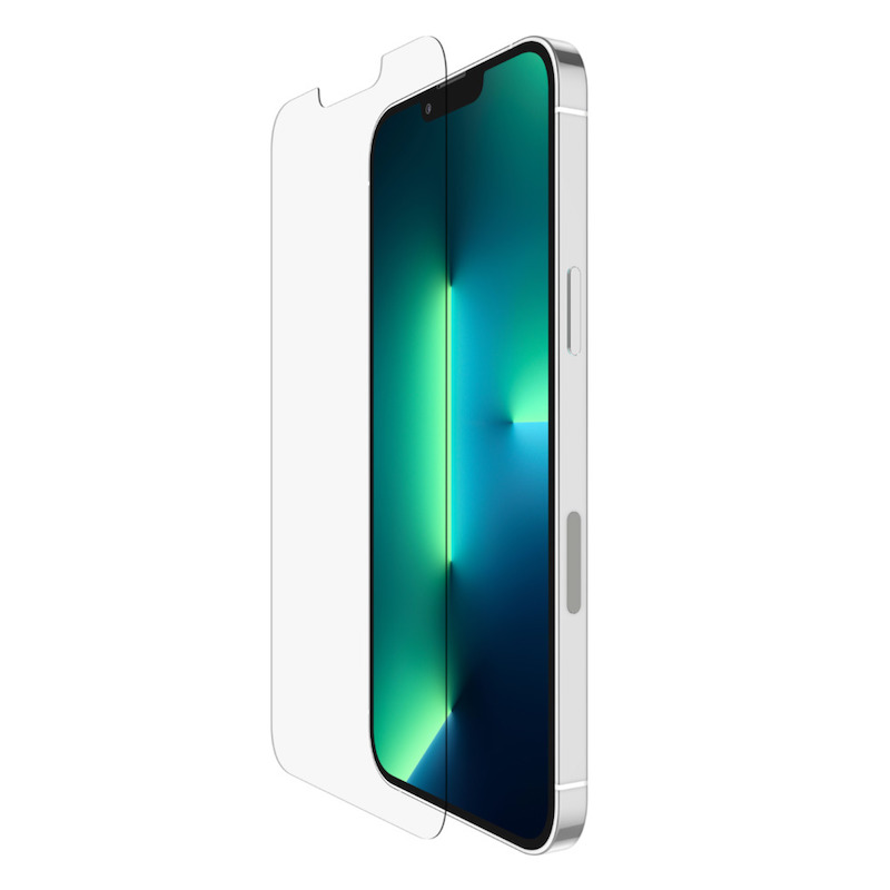 Belkin Película UltraGlass Anti-Microbiana iPhone 13 Pro Max
