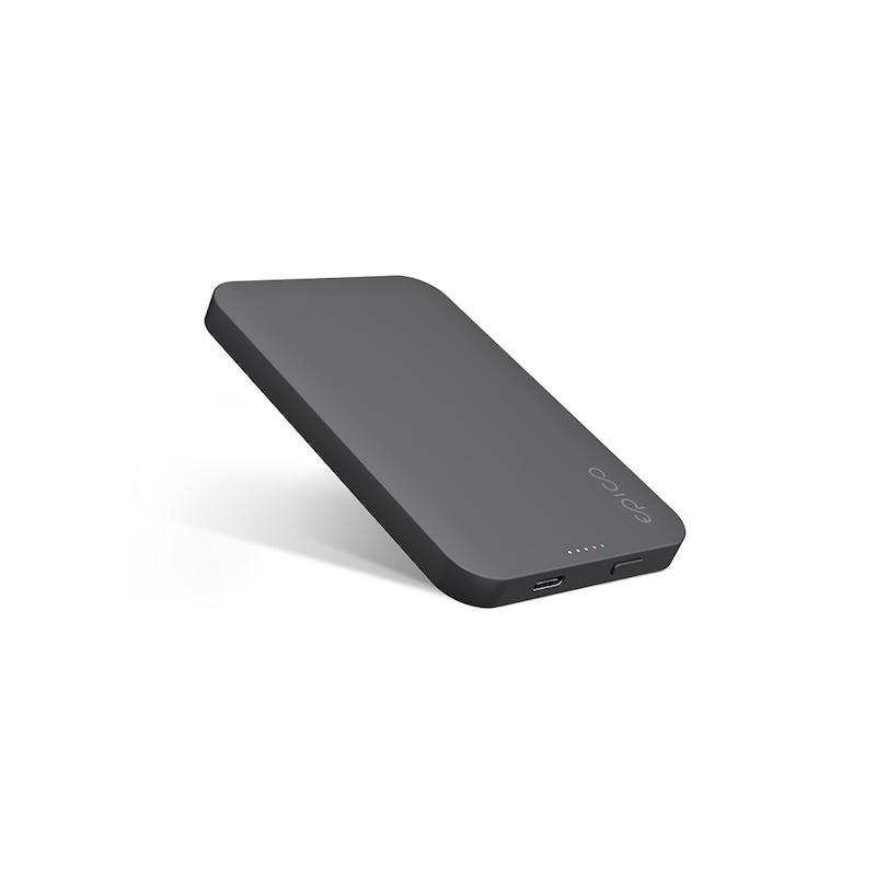 Powerbank sem Fios EPICO Aluminum Magnetic MagSafe 5000 mAh
