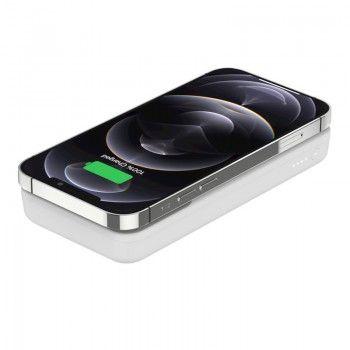 Powerbank sem fios Belkin Magnetic 10000 mAh 18W PD White